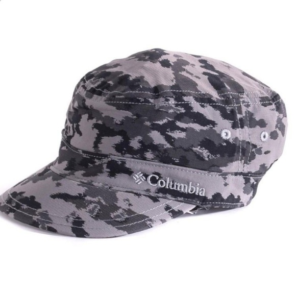 687fc9d96 Columbia Youth Silver Ridge - Patrol Cap size L/XL NWT